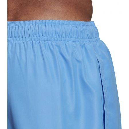 Pánske plavecké šortky - adidas SOLID SHORT LENGTH - 8