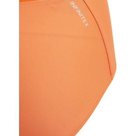 Girls' swimsuit - adidas FIT SUIT SOL Y - 4