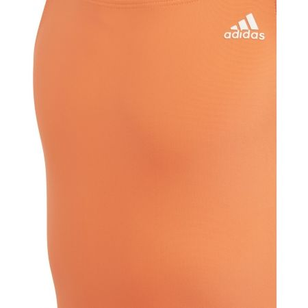 Girls' swimsuit - adidas FIT SUIT SOL Y - 3