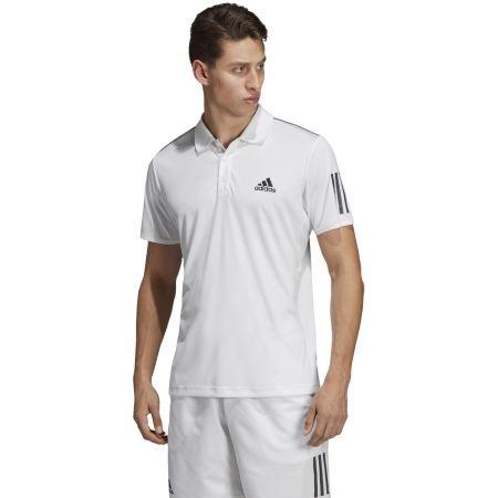 Мъжка блуза - adidas CLUB 3 STRIPES POLO - 4