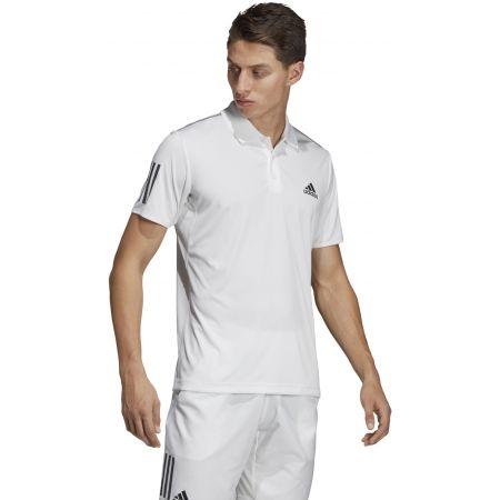 Мъжка блуза - adidas CLUB 3 STRIPES POLO - 5