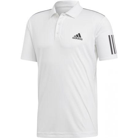 Мъжка блуза - adidas CLUB 3 STRIPES POLO - 1