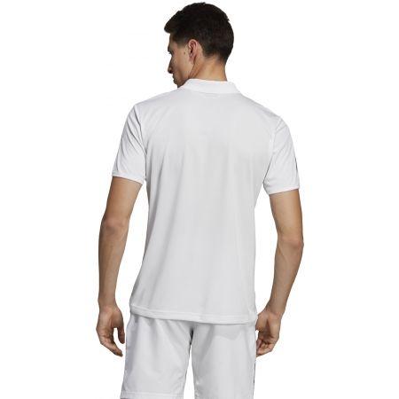 Мъжка блуза - adidas CLUB 3 STRIPES POLO - 7