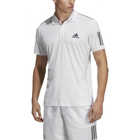 Мъжка блуза - adidas CLUB 3 STRIPES POLO - 3