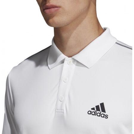 Мъжка блуза - adidas CLUB 3 STRIPES POLO - 8