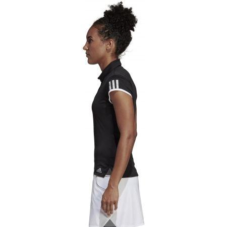Дамска тениска с яка - adidas CLUB 3 STRIPES POLO - 6