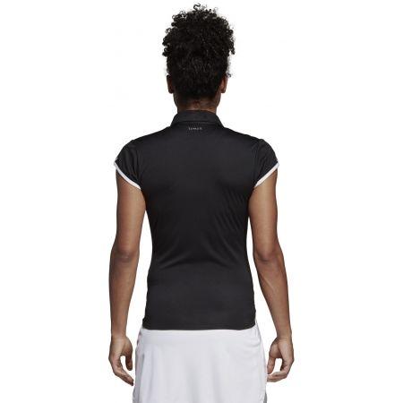 Дамска тениска с яка - adidas CLUB 3 STRIPES POLO - 7