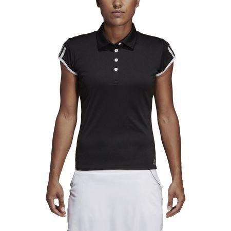 Дамска тениска с яка - adidas CLUB 3 STRIPES POLO - 3