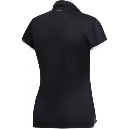 Дамска тениска с яка - adidas CLUB 3 STRIPES POLO - 2