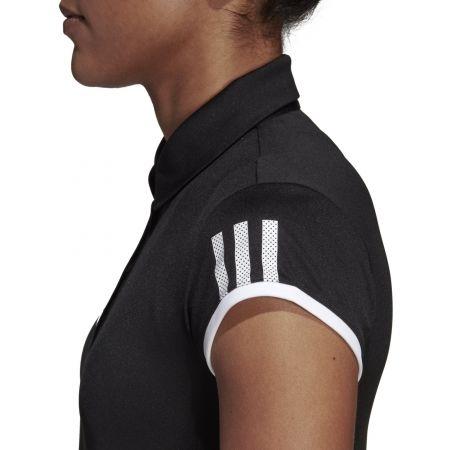 Дамска тениска с яка - adidas CLUB 3 STRIPES POLO - 9