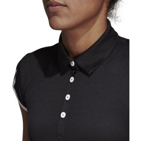Дамска тениска с яка - adidas CLUB 3 STRIPES POLO - 8