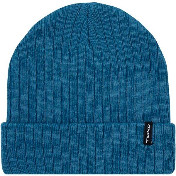 O'Neill BM EVERYDAY BEANIE modrá 0 - Pánská čepice