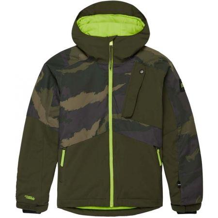 O'Neill PB APLITE JACKET - Chlapčenská lyžiarska/snowboardová bunda