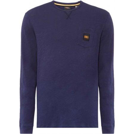 Pánske tričko s dlhým rukávom - O'Neill LM THE ESSENTIAL L/SLV T-SHIRT - 1
