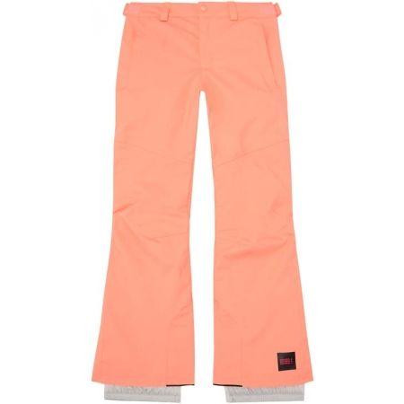 Dívčí lyžařské/snowboardové kalhoty - O'Neill PG CHARM REGULAR PANTS - 1