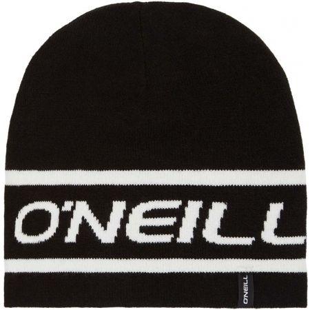 Pánska zimná čiapka - O'Neill BM REVERSIBLE LOGO BEANIE - 1