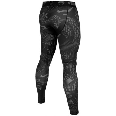 Kompresné  legíny - Venum DRAGONS FLIGHT SPATS - 4