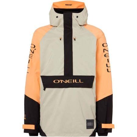 Pánská lyžařská/snowboardová bunda - O'Neill PM ORIGINAL ANORAK - 1