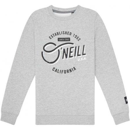 Chlapčenská mikina - O'Neill LB CALI CREW - 1