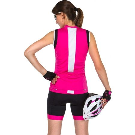 Women's cycling jersey - Etape PRETTY JERSEY W - 4