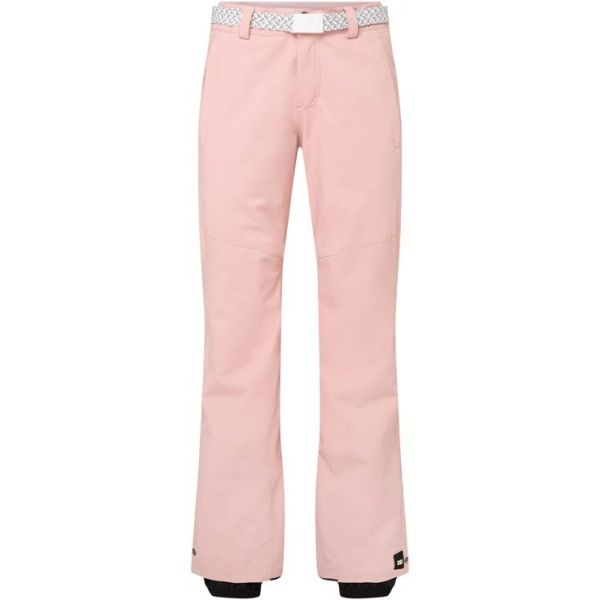 O'Neill PW STAR INSULATED PANTS ružová M - Dámske snowboardové/lyžiarske nohavice