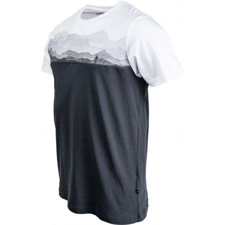 Pánské triko - ALPINE PRO DARNELL 2 - 2
