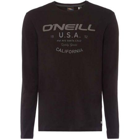 Pánske tričko s dlhým rukávom - O'Neill LM OLSEN L/SLV T-SHIRT - 1