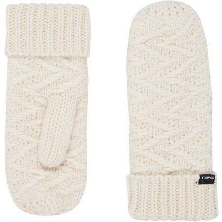 O'Neill BW NORA WOOL MITTENS - Dámske zimné rukavice
