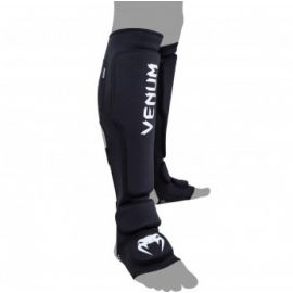Venum KONTACT EVO SHIN GUARDS - Протектори за пищял и ходило