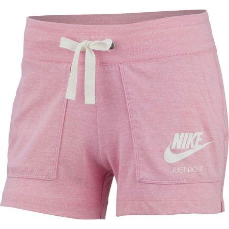 Dámské kraťasy - Nike NSW GYM VNTG SHORT W - 1