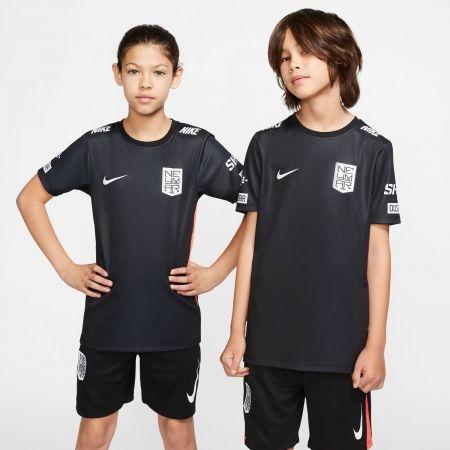 Chlapecké tričko - Nike NYR B NK DRY TOP SS - 3