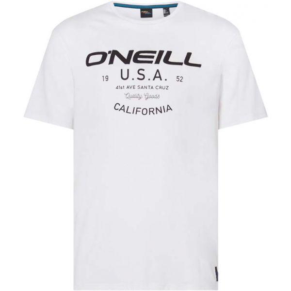 O'Neill LM DAWSON T-SHIRT bílá L - Pánské tričko