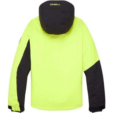 Chlapecká lyžařská/snowboardová bunda - O'Neill PB APLITE JACKET - 2