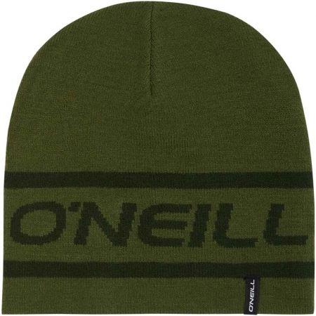 Pánská zimní čepice - O'Neill BM REVERSIBLE LOGO BEANIE - 1