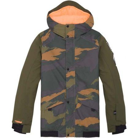 Chlapecká lyžařská/snowboardová bunda - O'Neill PB DECODE-BOMBER JACKET - 1