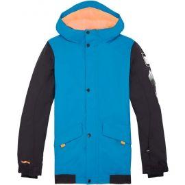 O'Neill PB DECODE-BOMBER JACKET - Chlapecká lyžařská/snowboardová bunda
