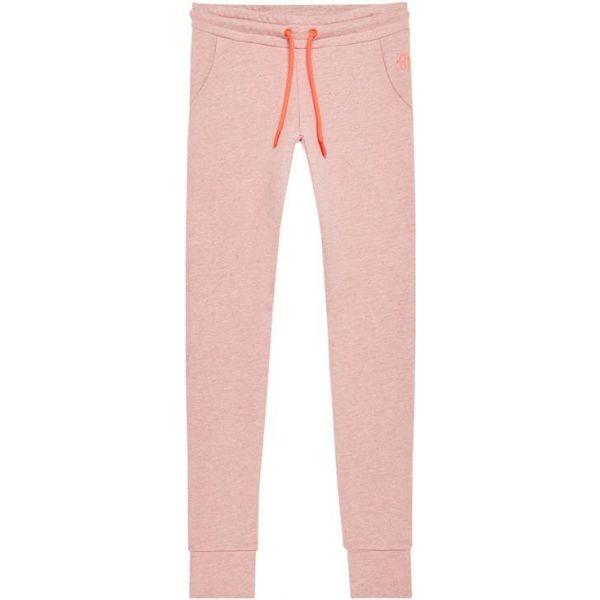 O'Neill LG MILLA SWEAT PANTS różowy 152 - Spodnie dresowe dziewczęce