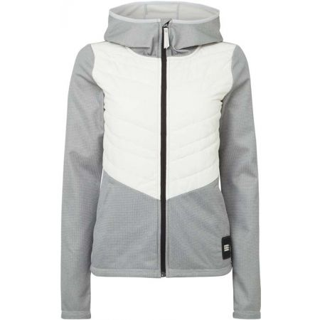 O'Neill PW ATHMOS BAFFLE MIX FLEECE - Дамски суитшърт