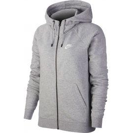Nike NSW ESSNTL HOODIE FZ FLC - Dámská mikina