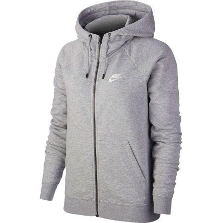 Dámska mikina - Nike NSW ESSNTL HOODIE FZ FLC - 1