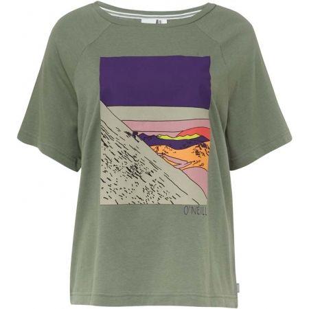 Dámské tričko - O'Neill LW AZURE T-SHIRT - 1