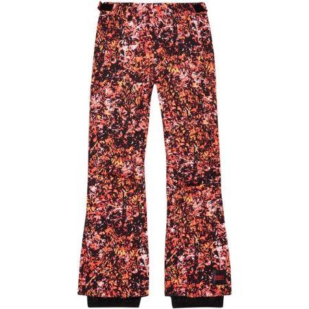 Dívčí lyžařské/snowboardové kalhoty - O'Neill PG CHARM SLIM PANTS - 2
