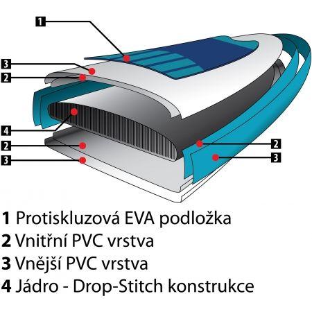 Deska SUP - Alapai AI 740 10' x 30'' x 6'' - 4