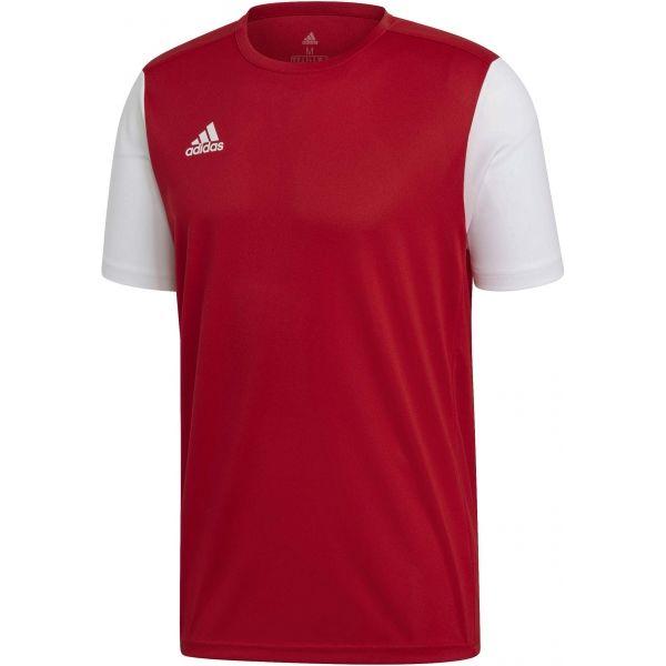adidas ESTRO 19 JSY JR piros 164 - Gyerek futballmez