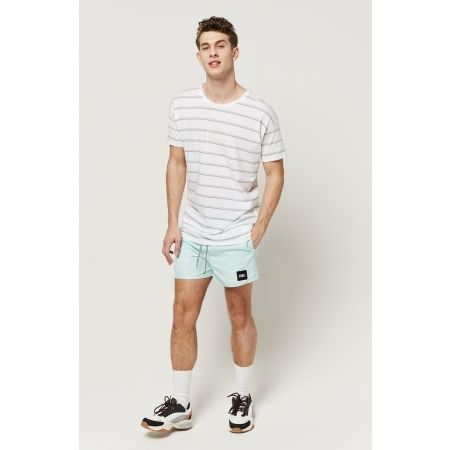 Pánské tričko - O'Neill LM STRIPED WOW T-SHIRT - 4