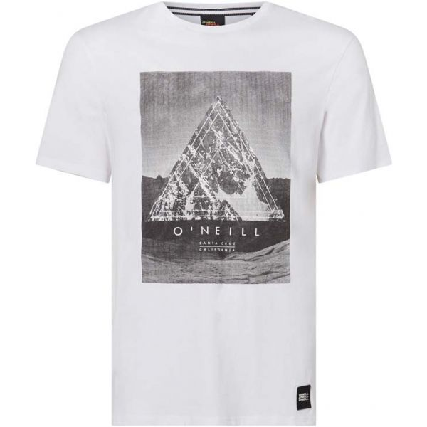 O'Neill LM FULLER T-SHIRT bílá XXL - Pánské tričko