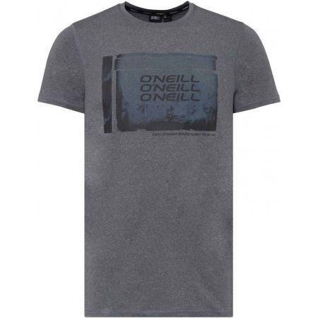 Pánské tričko - O'Neill PM PHOTO HYBRID T-SHIRT - 1