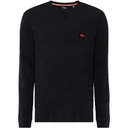 Pánské tričko s dlouhým rukávem - O'Neill LM THE ESSENTIAL L/SLV T-SHIRT - 1