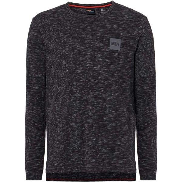 O'Neill LM SPECIAL ESS L/SLV T-SHIRT černá L - Pánské tričko s dlouhým rukávem