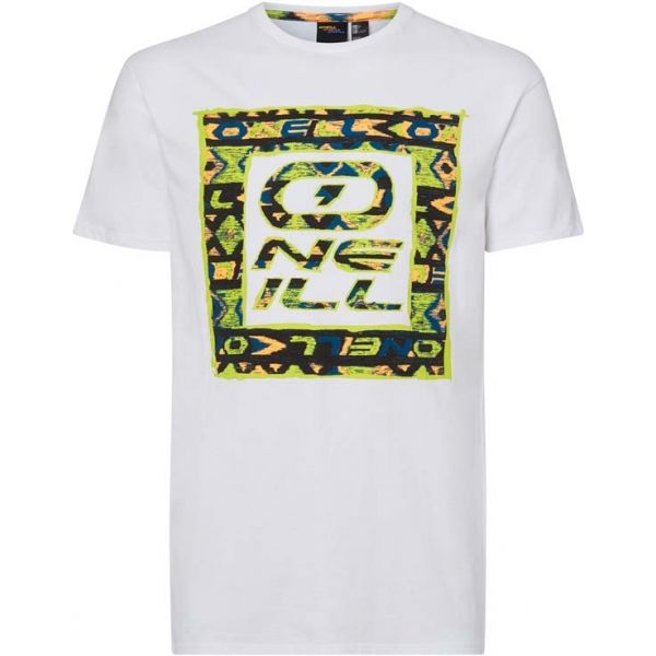 O'Neill LM THE RE ISSUE T-SHIRT biela L - Pánske tričko